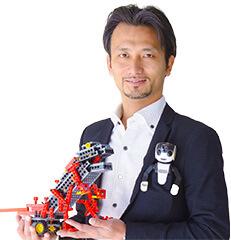 高橋智陸先生