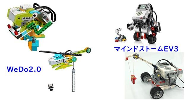 レゴロボット教材