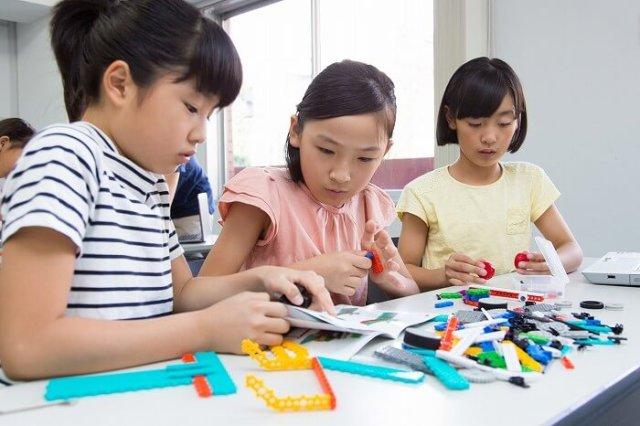 ロボット教室 効果