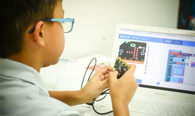 プログラミング子供