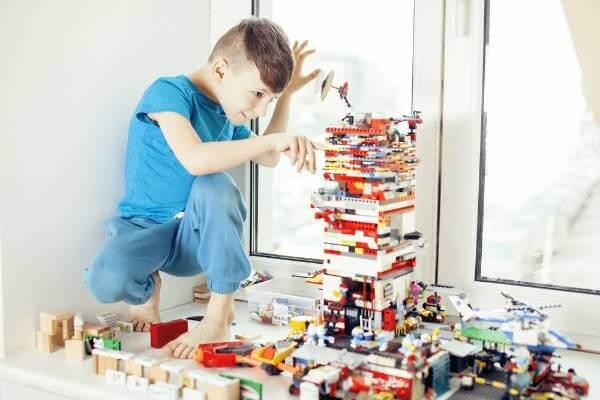 子供の創造力