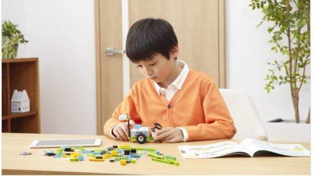 Z会のレゴロボットプログラミング