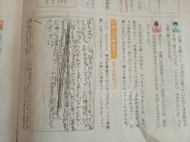 Z会小学生作文テキスト